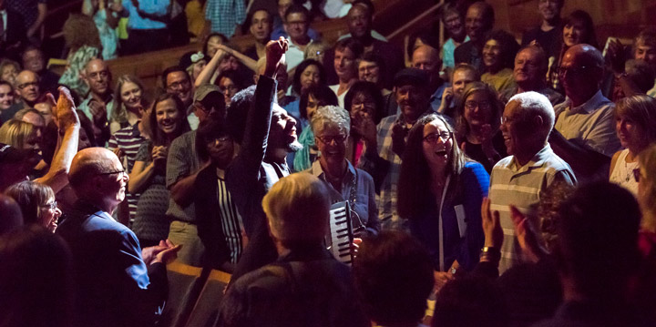Jon Batiste at Musco Center
