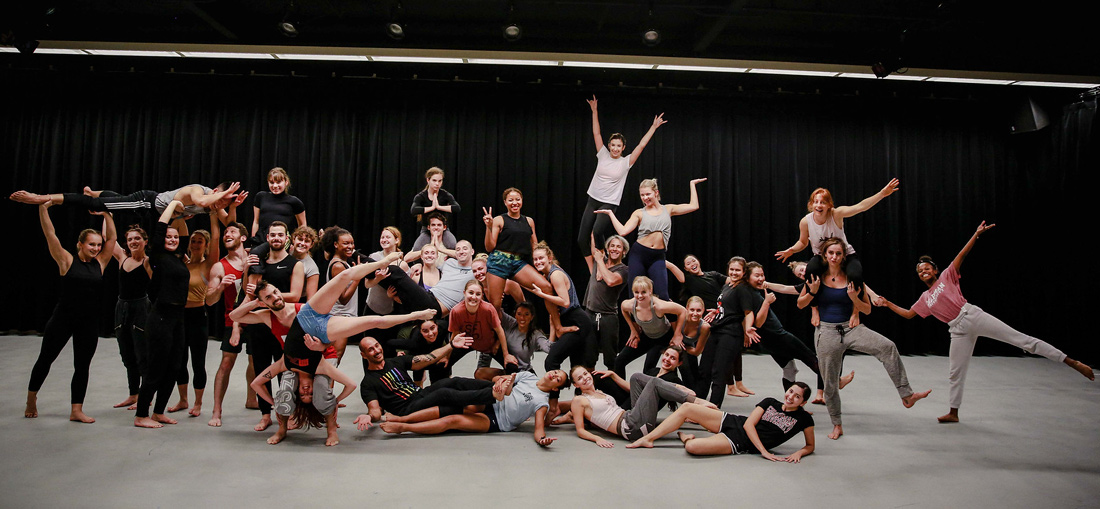 Musco Master Class with Pilobolus